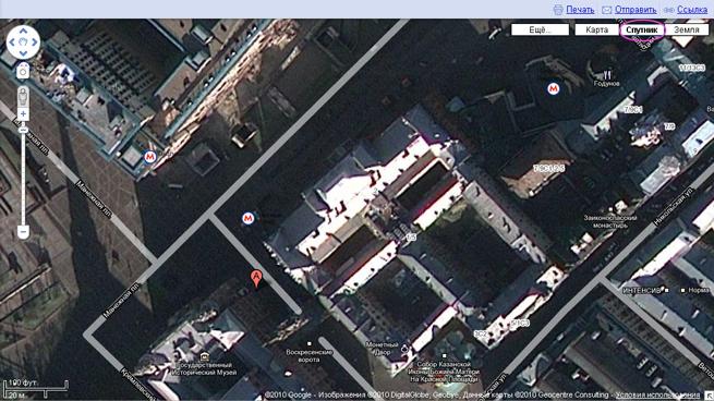 скачать карту спутник - фото 10